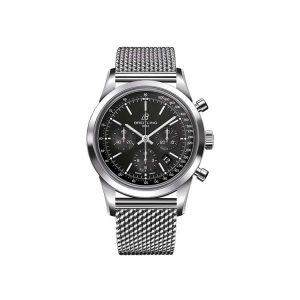 Michalis Diamond - Transocean Chronograph 43mm