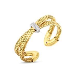 Primavera Bracelet with Diamonds