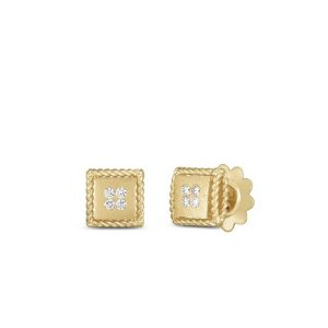 Palazzo Ducale Earrings with Diamonds