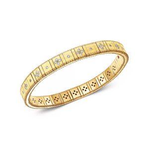 Venetian Princess Bracelet with Diamonds