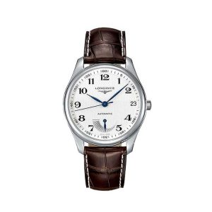 The Longines Master Collection Silver Dial 42mm