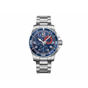 HydroConquest Chronograph Blue Dial 41mm
