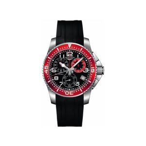 Longines HydroConquest Chronograph Black Dial 41mm