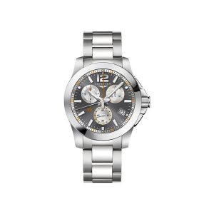 Longines Conquest Special Edition Roland Garros 41 mm