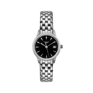 Flagship Black Dial Watch 26mm