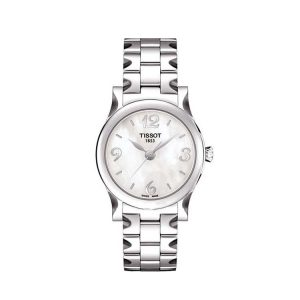 Tissot Stylis-T Mother of Pearl Dial 28mm