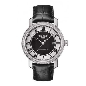 Bridgeport Automatic Black 40mm