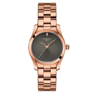 T-Wave Anthracite Dial Ladies 30mm