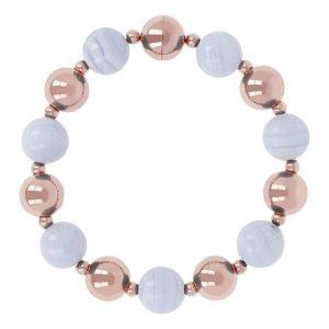 Bronzallure Preziosa Stone Bead Bracelet