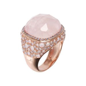 Bronzallure Preziosa Statement Ring