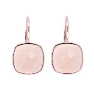 Bronzallure Incanto Colourful Leverback Gemstone Earrings
