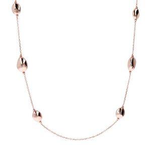 Bronzallure Purezza Moonlight Necklace