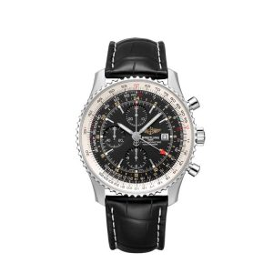 Michalis Diamond - Navitimer Chronograph GMT 46mm
