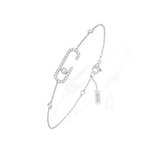 Messika Move Addiction Pave Bracelet