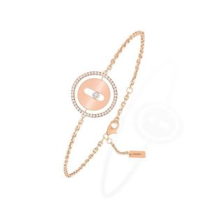 Messika Lucky Move PM Bracelet with Diamonds