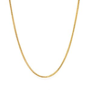 jewelry, chain, gold, yellow gold, 9kt, unisex