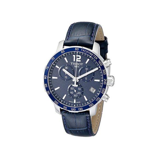 Tissot Quickster Stainless Steel Watch 42mm