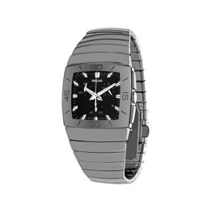 Rado Sintra Chronograph Ceramic Men's Watch 34x30mm