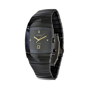 Rado Sintra Black Ceramic Men's Watch 32.4x41.4mm