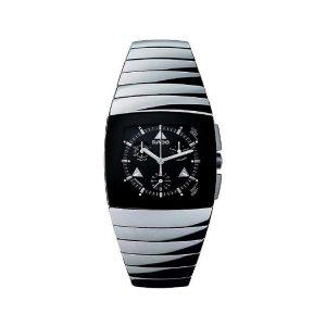 Rado Sintra Chronograph Ceramic Men's Watch 34,8x44.6mm