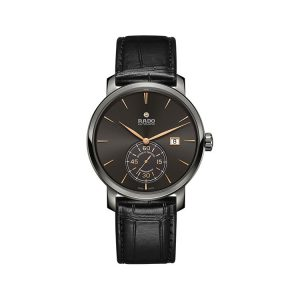 Rado Diamaster Automatic Petite Seconde Men's Watch 43mm
