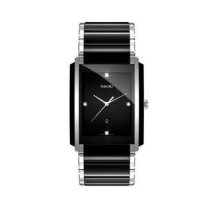 Rado Integral Watch with Diamonds 31mm x 41.4mm