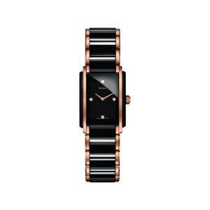 Rado Integral Diamonds Ladies Watch 22.7 x 33.1mm
