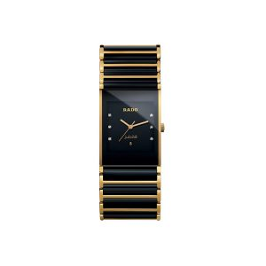 Rado Integral Diamonds Ceramic Men's Watch 36x28mm