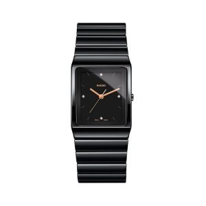 Rado Ceramica Watch with Diamonds 30mm x 41.7mm