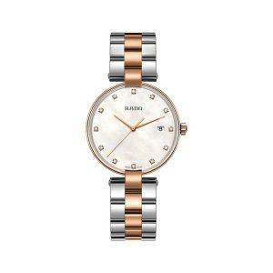 Rado Coupole Diamonds Men'Ss Quartz Watch 36mm