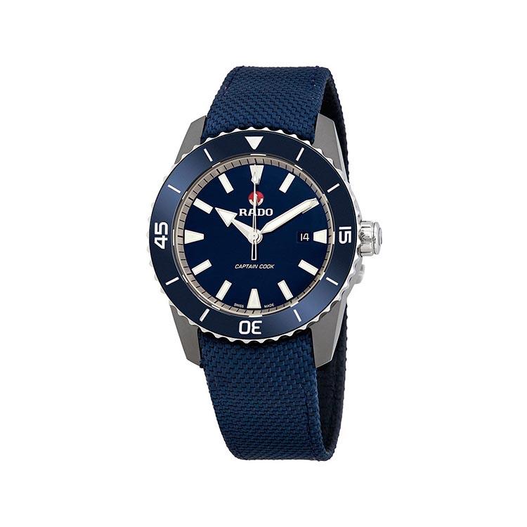 Rado Hyperchrome Captain Cook Automatic Men's Watch 45mm