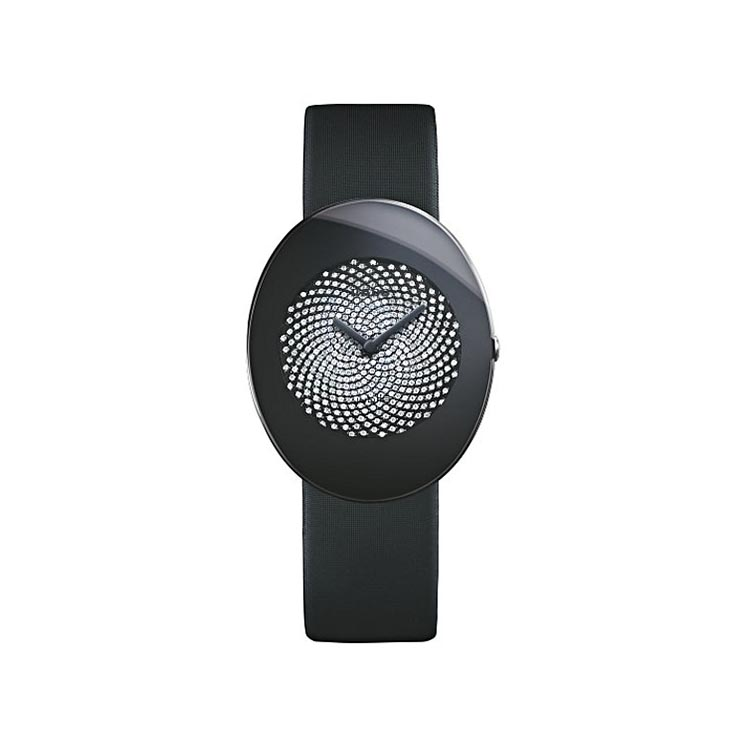 Rado Jubile Esenza Pave Diamonds Ladies Watch 33mm