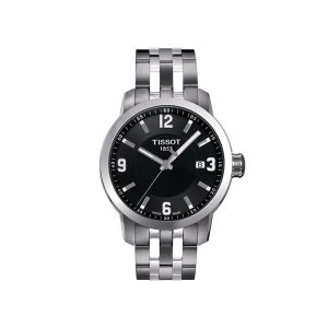 Tissot T-Sport PRC 200 Quartz Black Dial Men's Watch 39mm