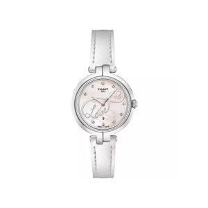 Tissot Women's Flamingo Valentines Quartz Leather Watch 26mm