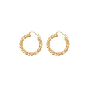 Yellow Gold 9kt Earrings