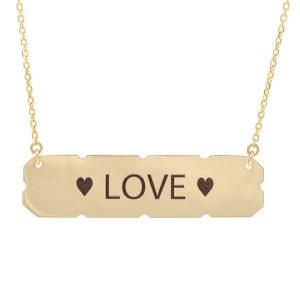 Yellow Gold 9kt Necklace