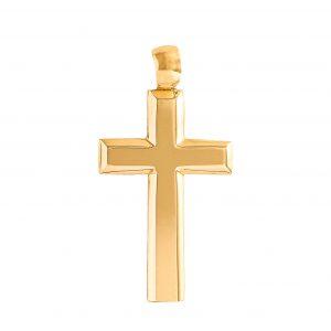 Cross Yellow Gold 9kt