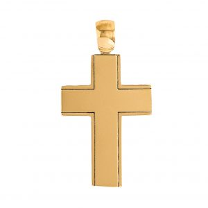 Cross in 9kt Yellow Gold